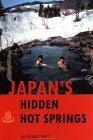 livre Japan hot springs